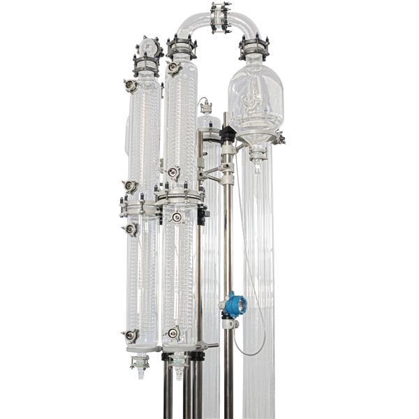 玻璃升膜蒸发器