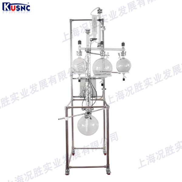 定制型玻璃蒸馏装置