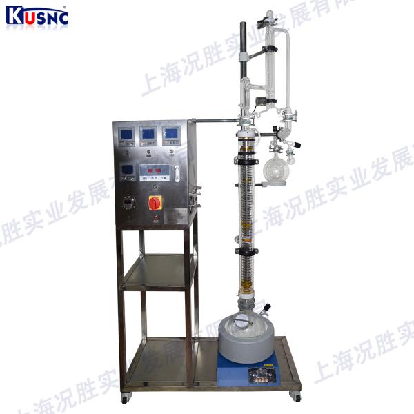 定制型玻璃精馏装置