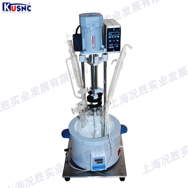 单层电热套玻璃反应釜DF02A