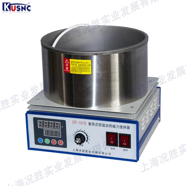 DF101S恒温加热磁力搅拌器